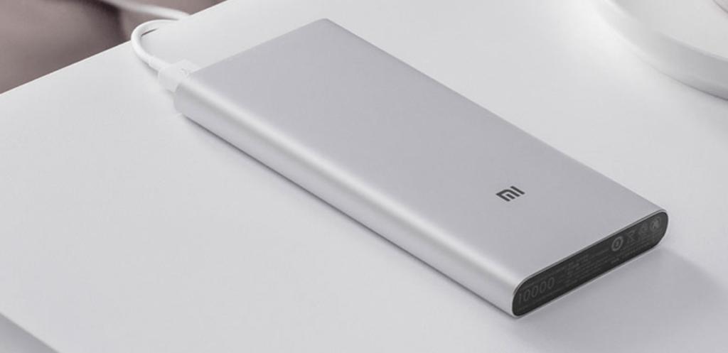 Повербанк Xiaomi power Bank 3 10000
