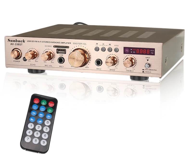Топ-8 звуковых усилителей с Алиэкспресс