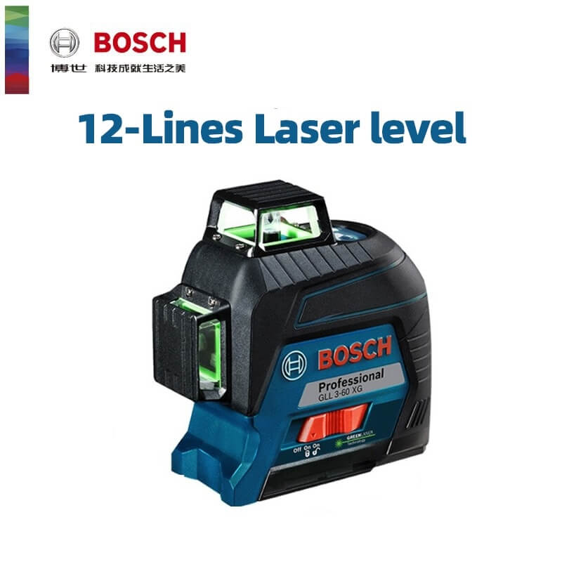 Лазерный уровень Bosch GLL3-60XG